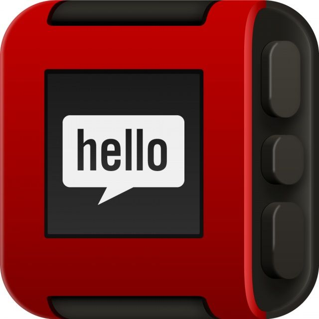 Pebble Icon